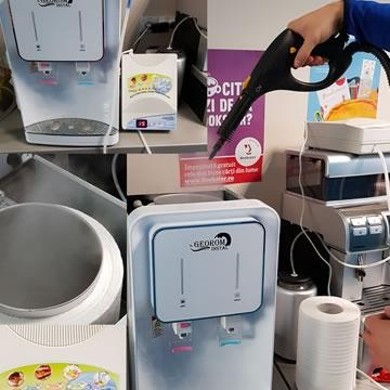 Igienizare dozatoare